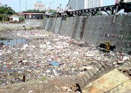 air kotor, sampah, pelestarian air